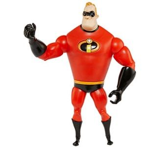 🆕Incredibles 2 Mr. Incredible Punch & Play